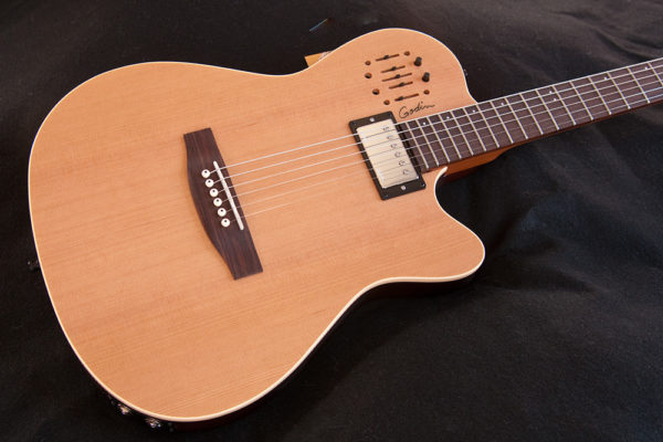Guitare Godin A6 Ultra Naturel