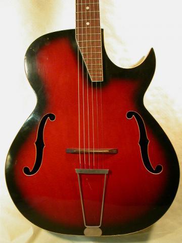 Guitare Couesnon