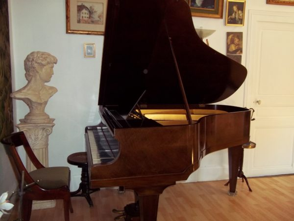 Piano à queue Gaveau