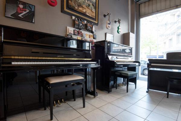 Piano droit Schimmel